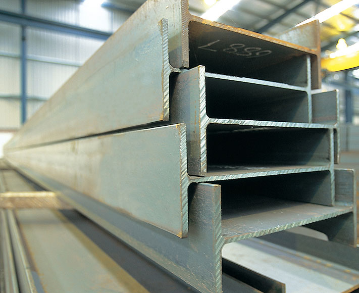 BlueScope Distribution's product range includes steel plate