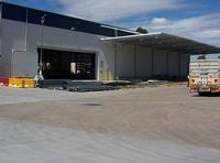 An iconic Australian manufacturer relocates to Emu Plans, LYSAGHT KLIP-LOK 700 HI-STRENGTH® profile was used on the roof in conjunction with extra thick wall cladding for added strength.