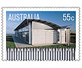 Iconic Australian brands COLORBOND® steel and ZINCALUME® steel are featured in the new Corrugated Iron stamp collection from Australian Post.
