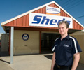 Terry McCoullough from Tailor Made Steel Buildings is a member of the STEEL BY™ brand partnership program