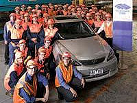 BlueScope Steel Employees at Sunshine Service Centre in Melbourne