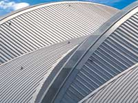 ZINCALUME® steel is a durable, strong roof cladding with superior corrosion resistance.