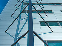 BlueScope Lysaght facade components are manufactured in Australia on state of the art, proprietary machinery.