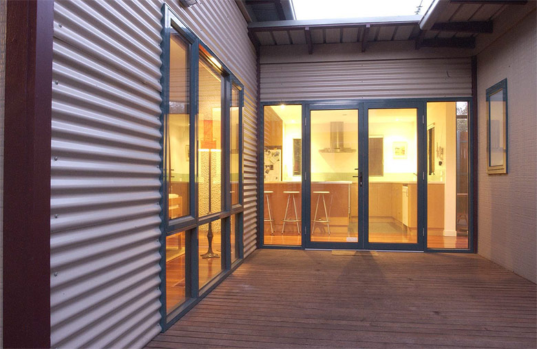 1000 images about cladding on pinterest for Colorbond home designs