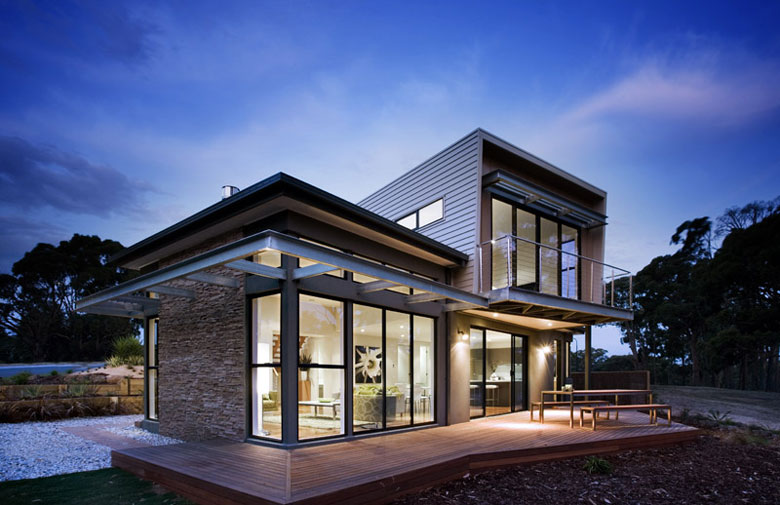 Bluescope steel australia inspirations photo gallery for Colorbond home designs