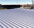 Subiaco Oval Stadium roofed with LYSAGHT KLIP-LOK®