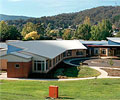 LYSAGHT LONGLINE 305® roofing on Myrtleford & District War Memorial Hospital, Victoria