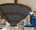 Silo Project -These silos are manufactured from more than 3,000 tonnes of XLERPLATE® steel