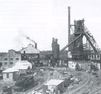 Hoskins Kembla Works in 1928