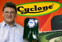 Alan Mackie, General Manager, Cyclone Industries