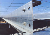 Bluescope Steel Australia Purlins Made From Galvaspan 174 Steel